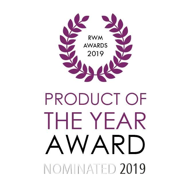 RWM Product of the Year Award 2019 Nomination