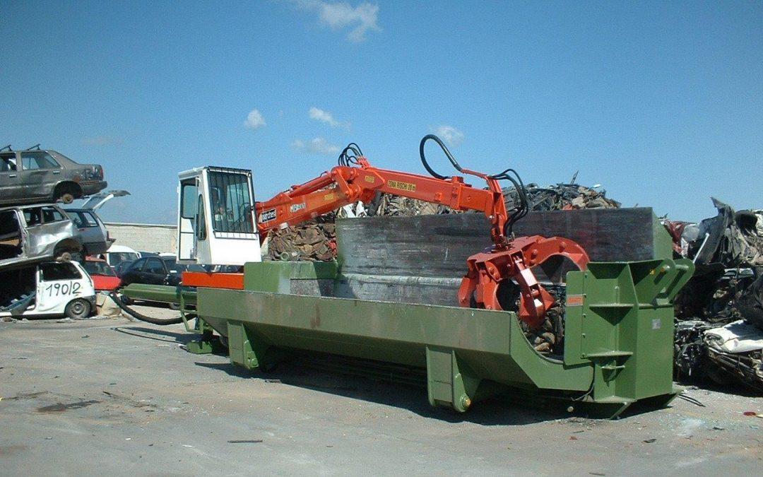 Static Car & Scrap Balers