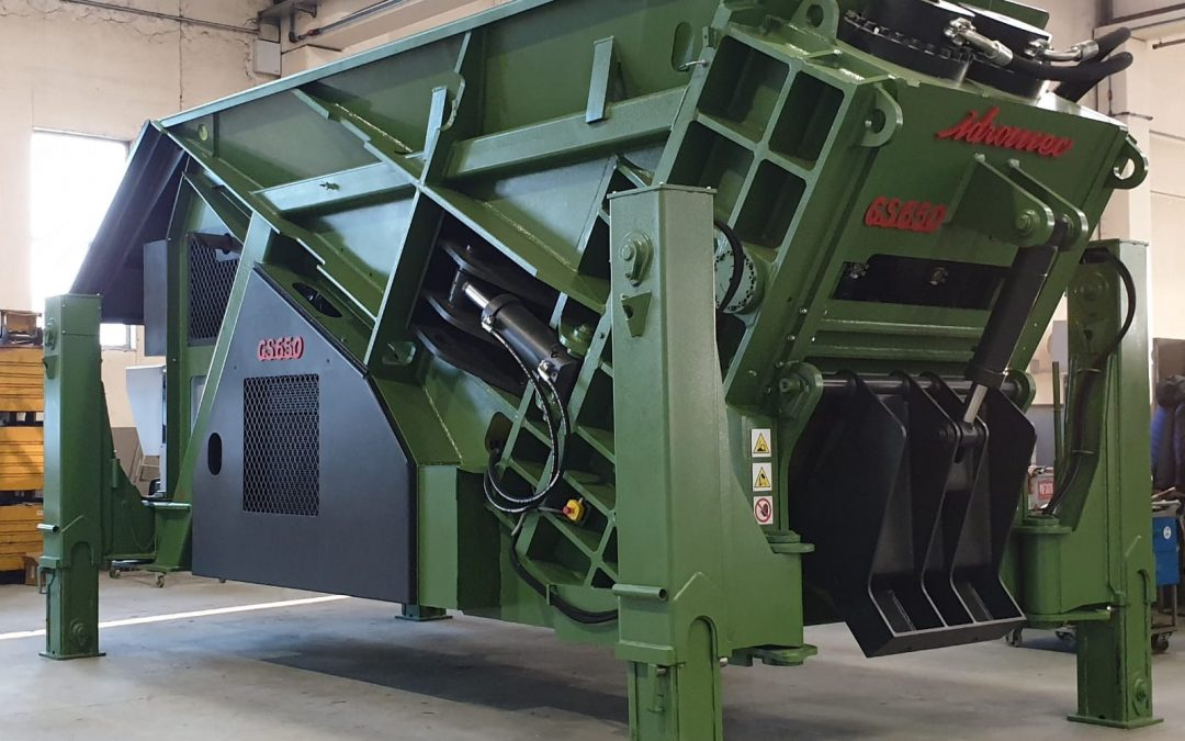 Doyle Machinery – Metal Recycling Division